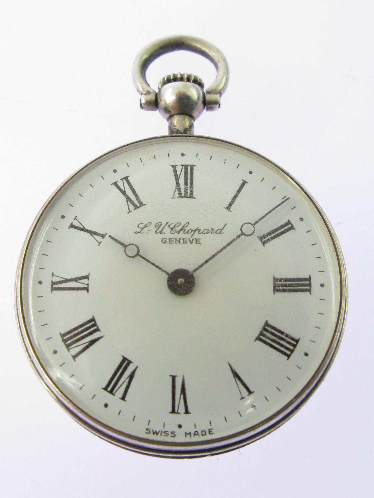 Taschenuhr  Mechanische - (Handaufzugs) Taschenuhren Chopard | eBay
