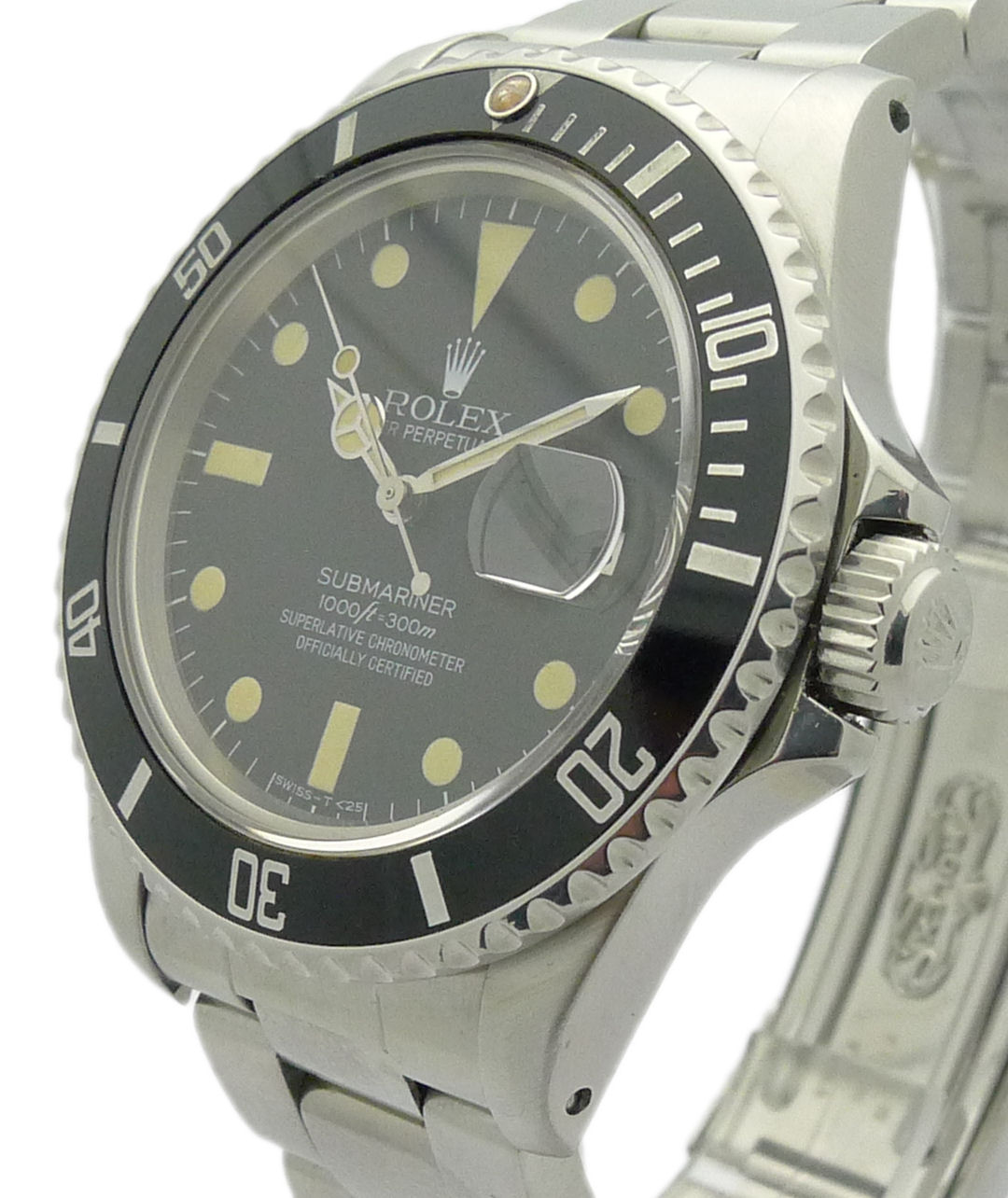rolex 16800 submariner pap box sonderzifferblatt. Black Bedroom Furniture Sets. Home Design Ideas
