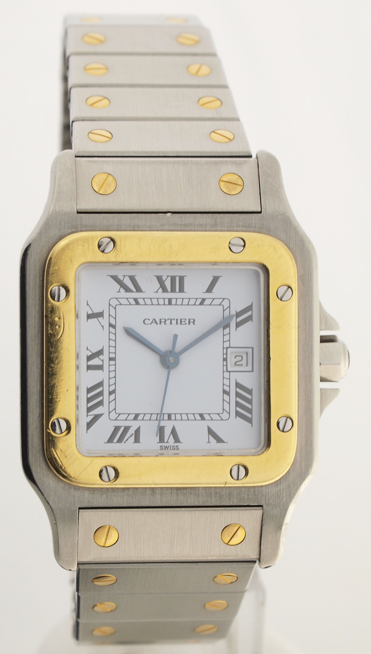 Cartier Santos Herren