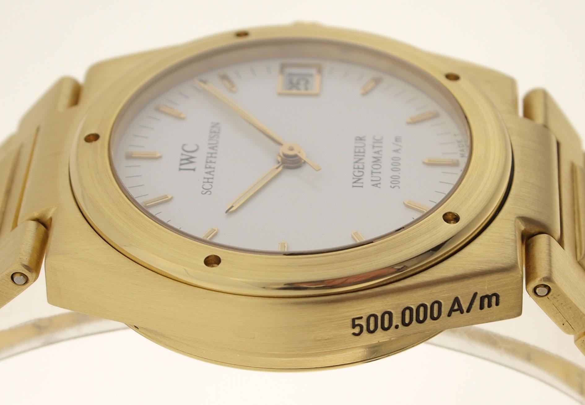 Iwc Ingenieur Automatic 500.000 A M