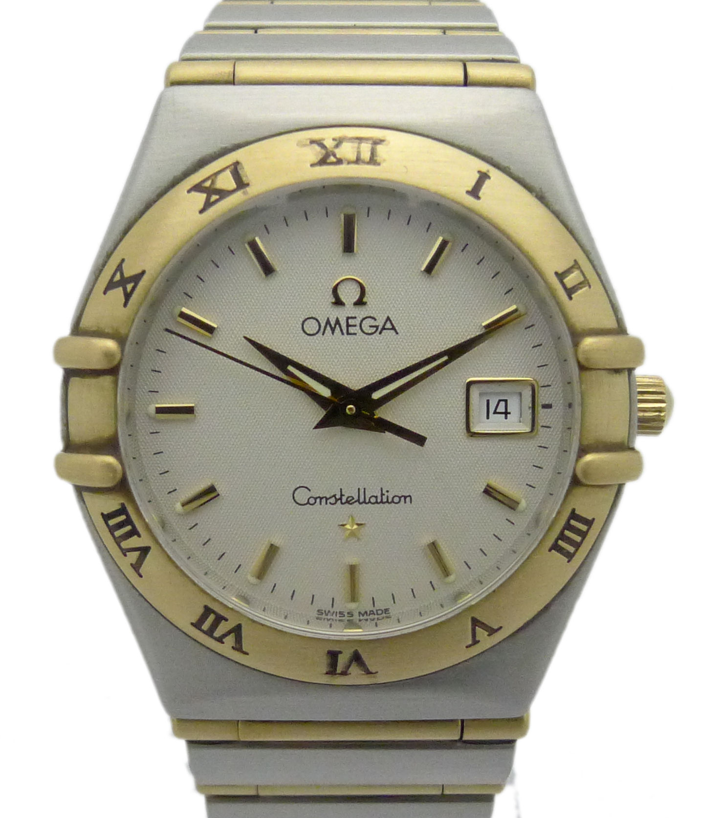 Omega Konstellation Herren