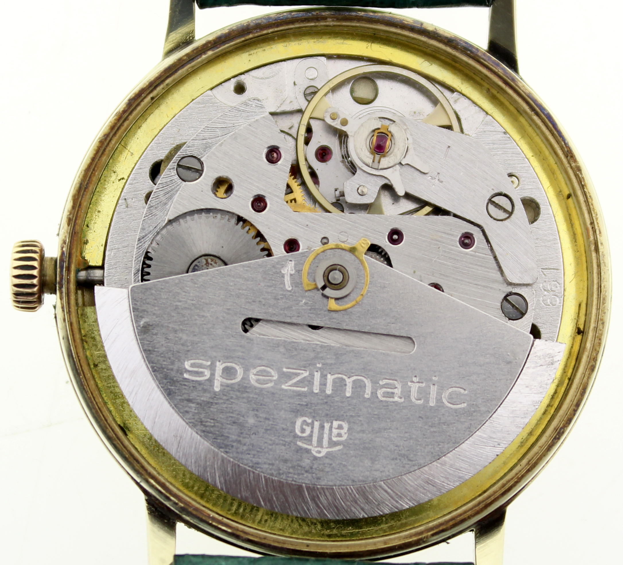 GLASHÜTTE SPEZIMATIC