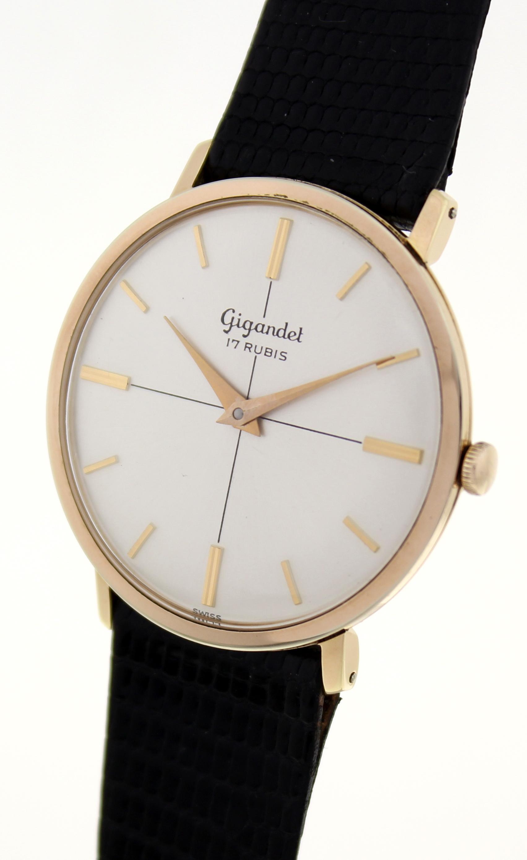 Gigandet doubl herren armbanduhr aus den 30 40er jahren for Mobel aus den 40er jahren