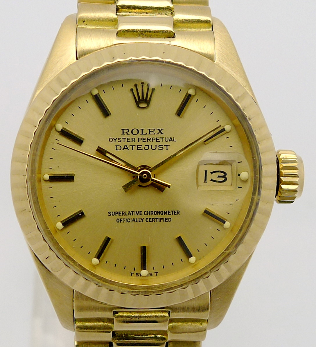 Rolex Lady Datejust Ebay