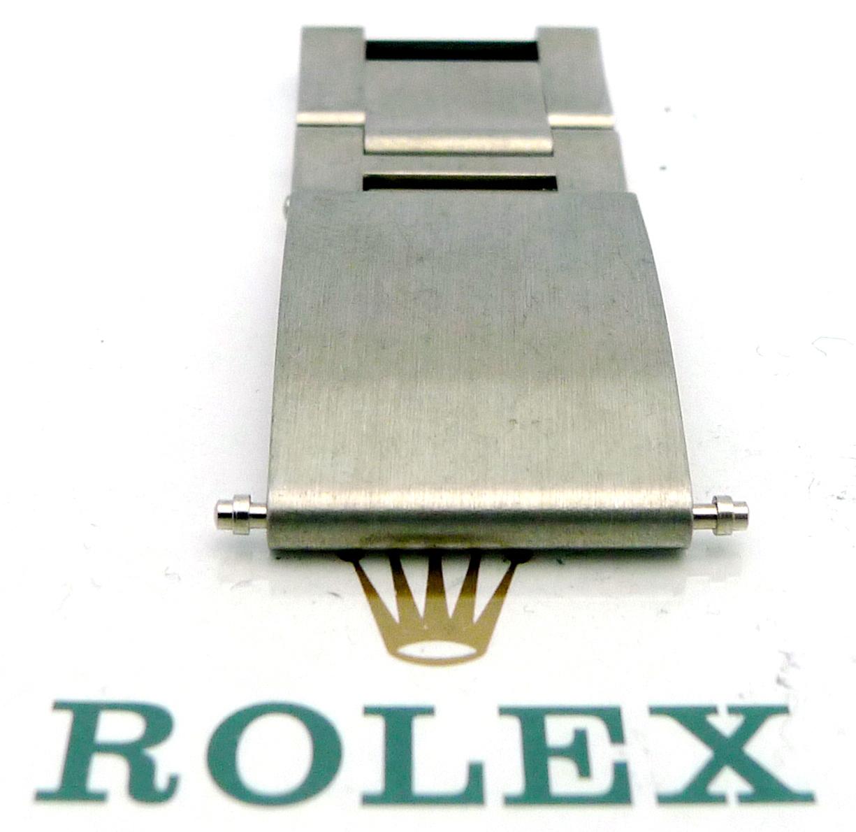 rolex oyster stahl element verl ngerung sea dweller 1990er jahre ebay. Black Bedroom Furniture Sets. Home Design Ideas